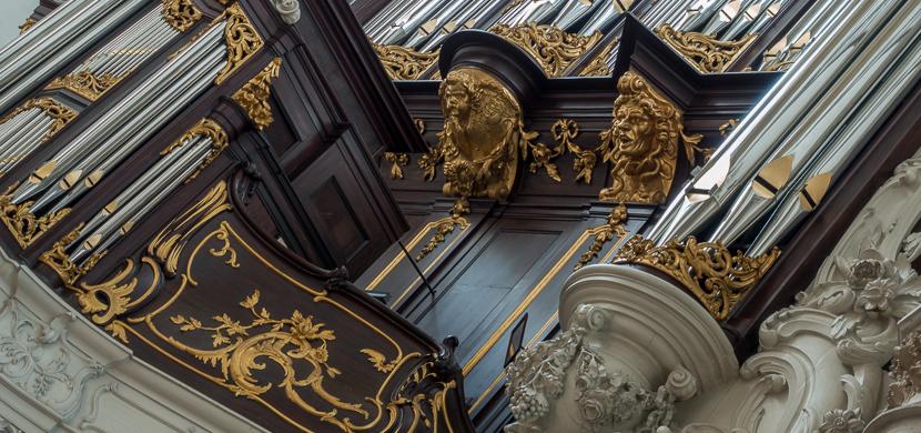 Kamorgel - Grote Kerk Dordrecht