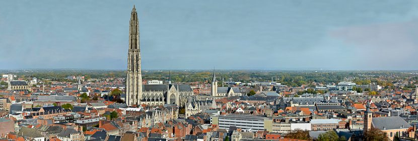 panoramafoto Mechelen