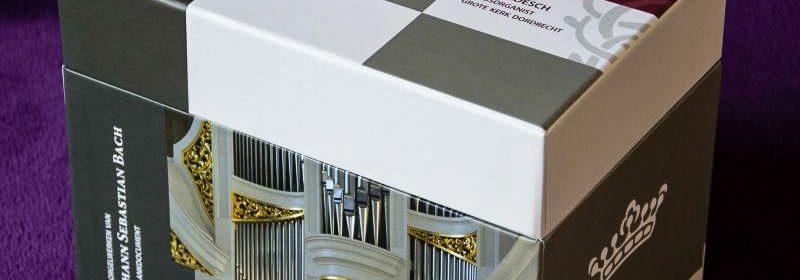 CD-box Bach-project