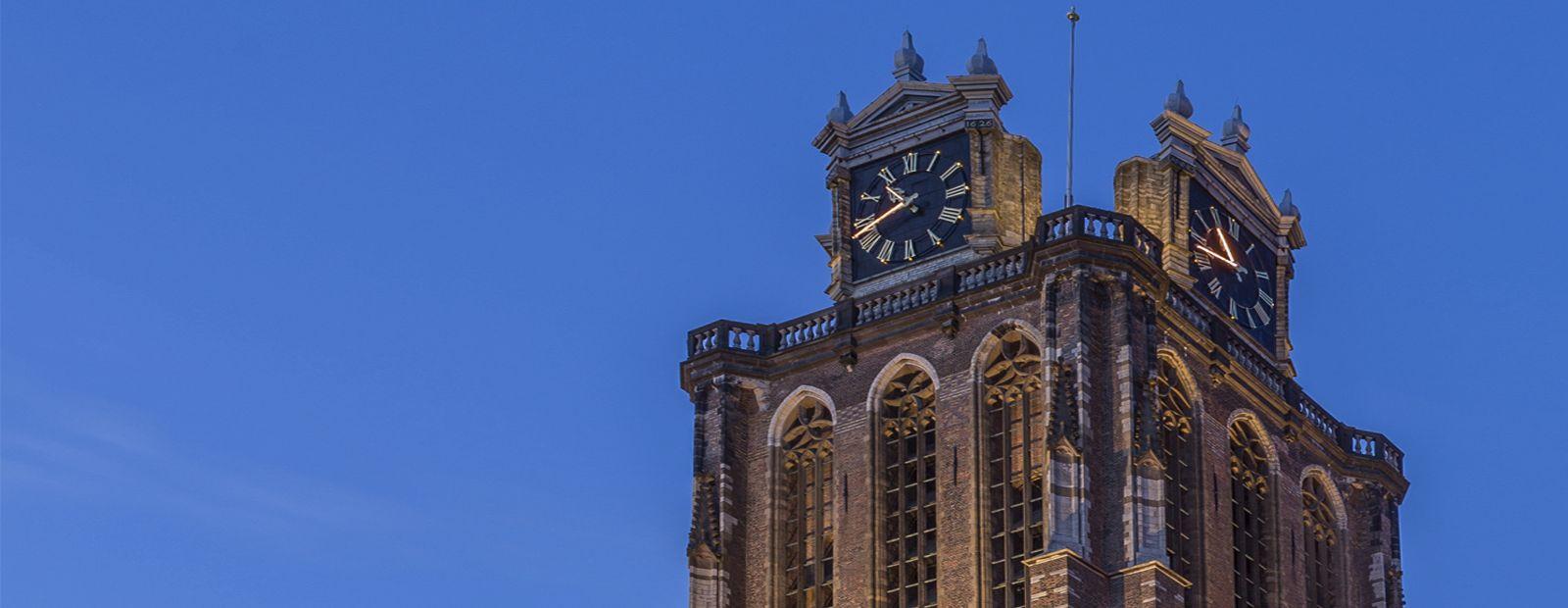 Toren Grote Kerk Dordrecht